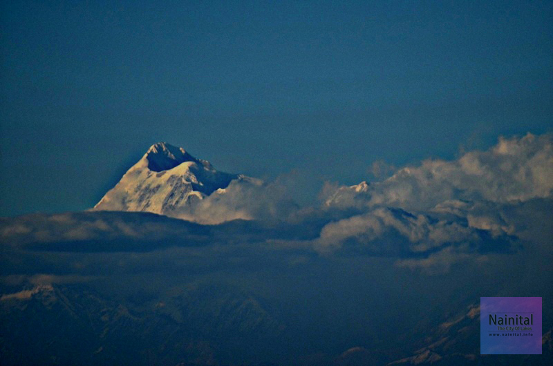 A View From Himalaya Darshan.