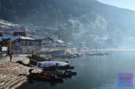 Naini Lake, Nainital.
