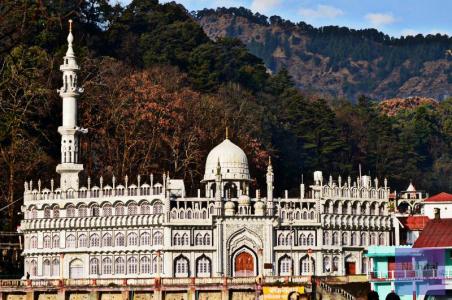 Jama Masjid, Mallital Nainital.