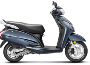 Activa Scooty on Rent in Nainital