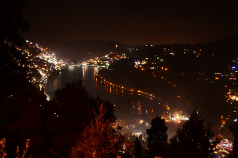 Nainital-Night-Uttarakhand