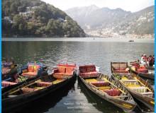 Nainital_Boats