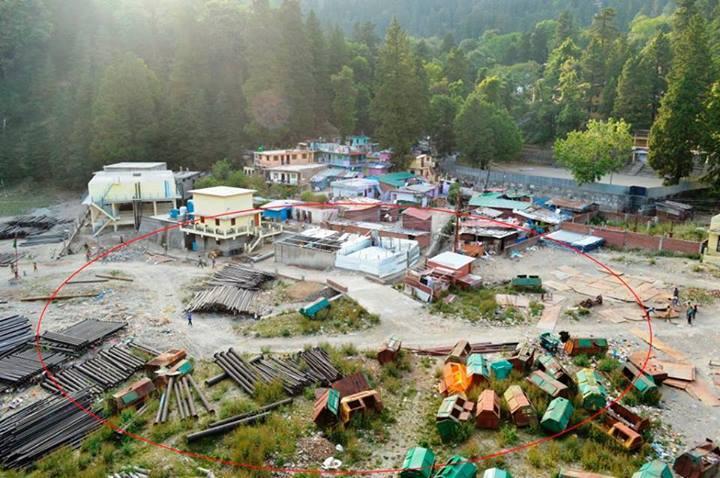 Encroachment In Nainital