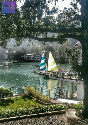 Sailing Regatta – Nainital 2014