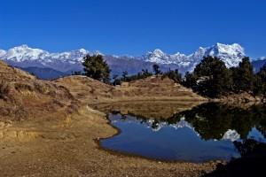 Top Treks In Uttarakhand -  Deoria-Tal-Uttarakhand