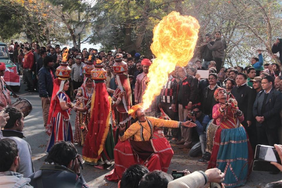 Nainital Winter Carnival - 2015
