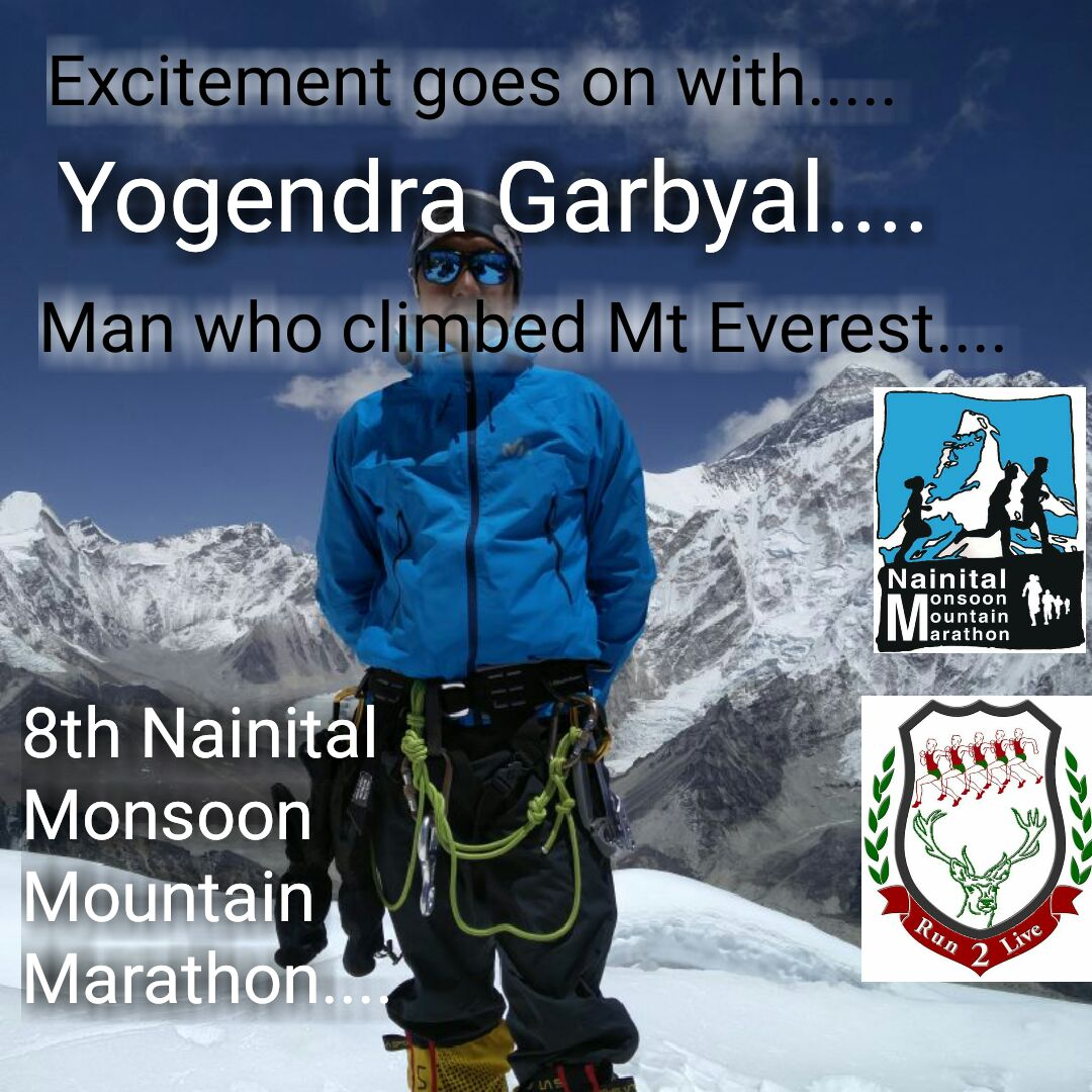 Mountaineer Shri Yogendra Garbyal