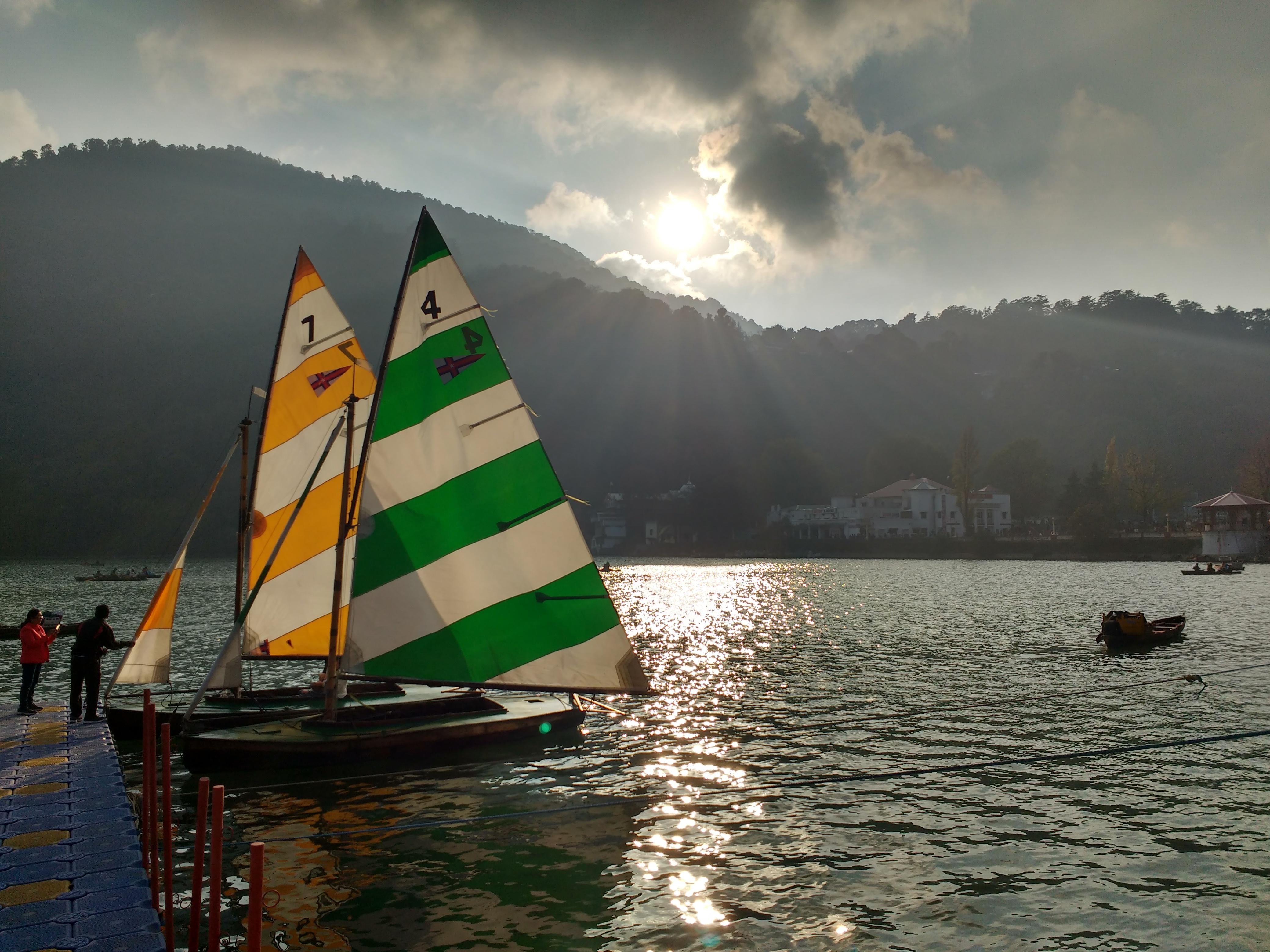 Naini Lake - Nainital