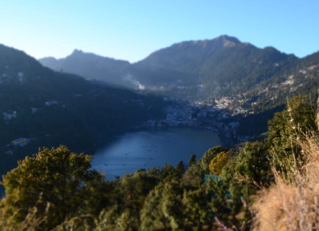 Nainital View From Zoo