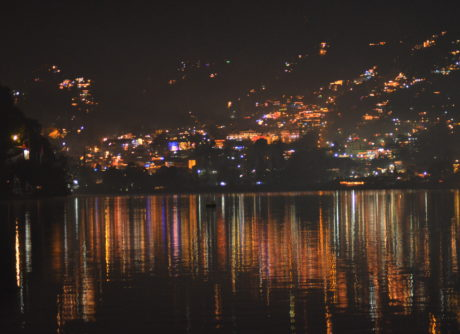 Nainital On Diwali