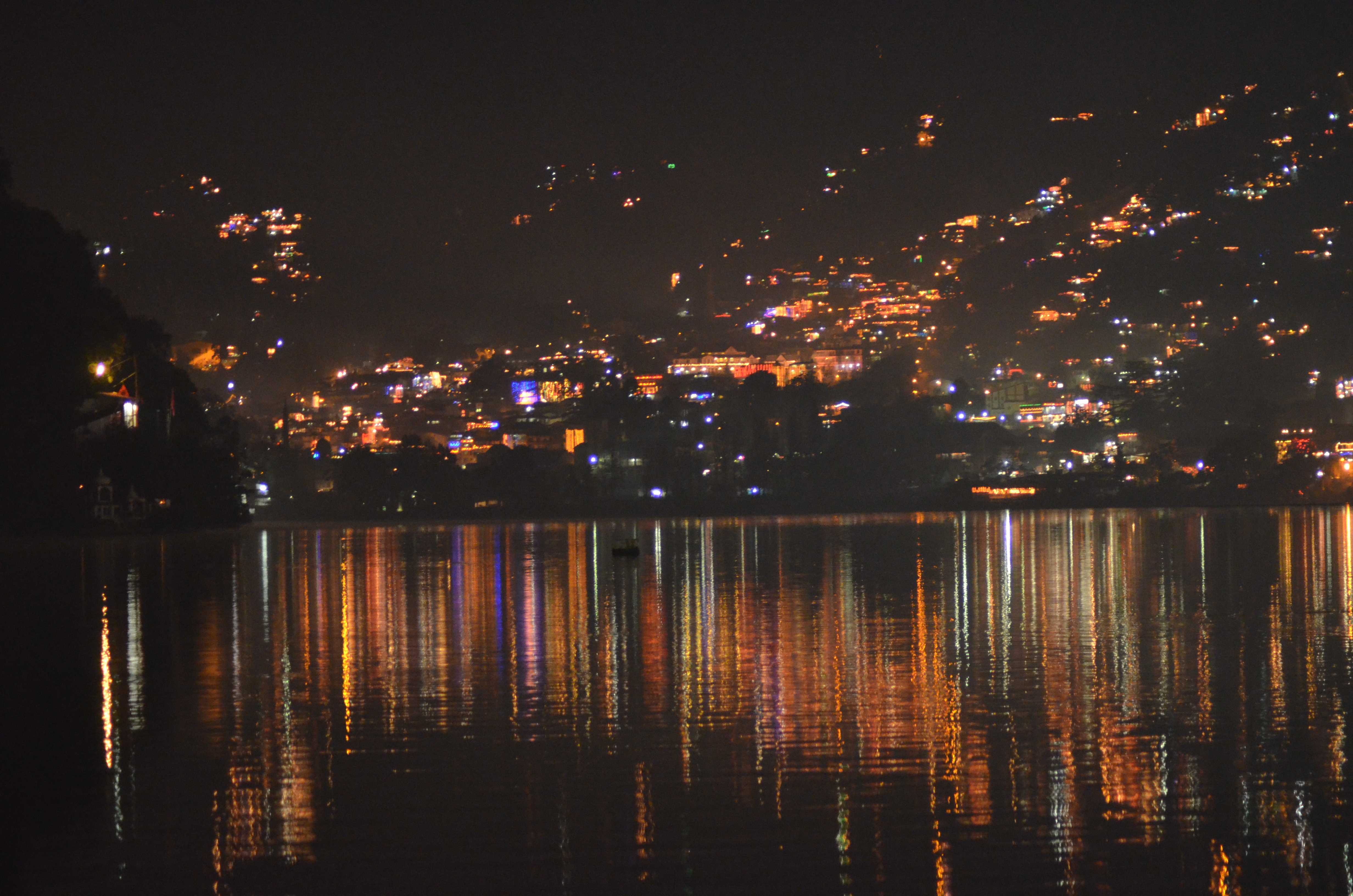 Nainital On Diwali