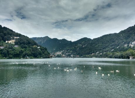 Awesome View of Naini Lake