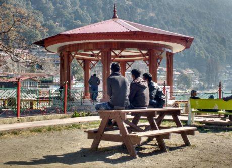 Band Stand, Mallital Nainital