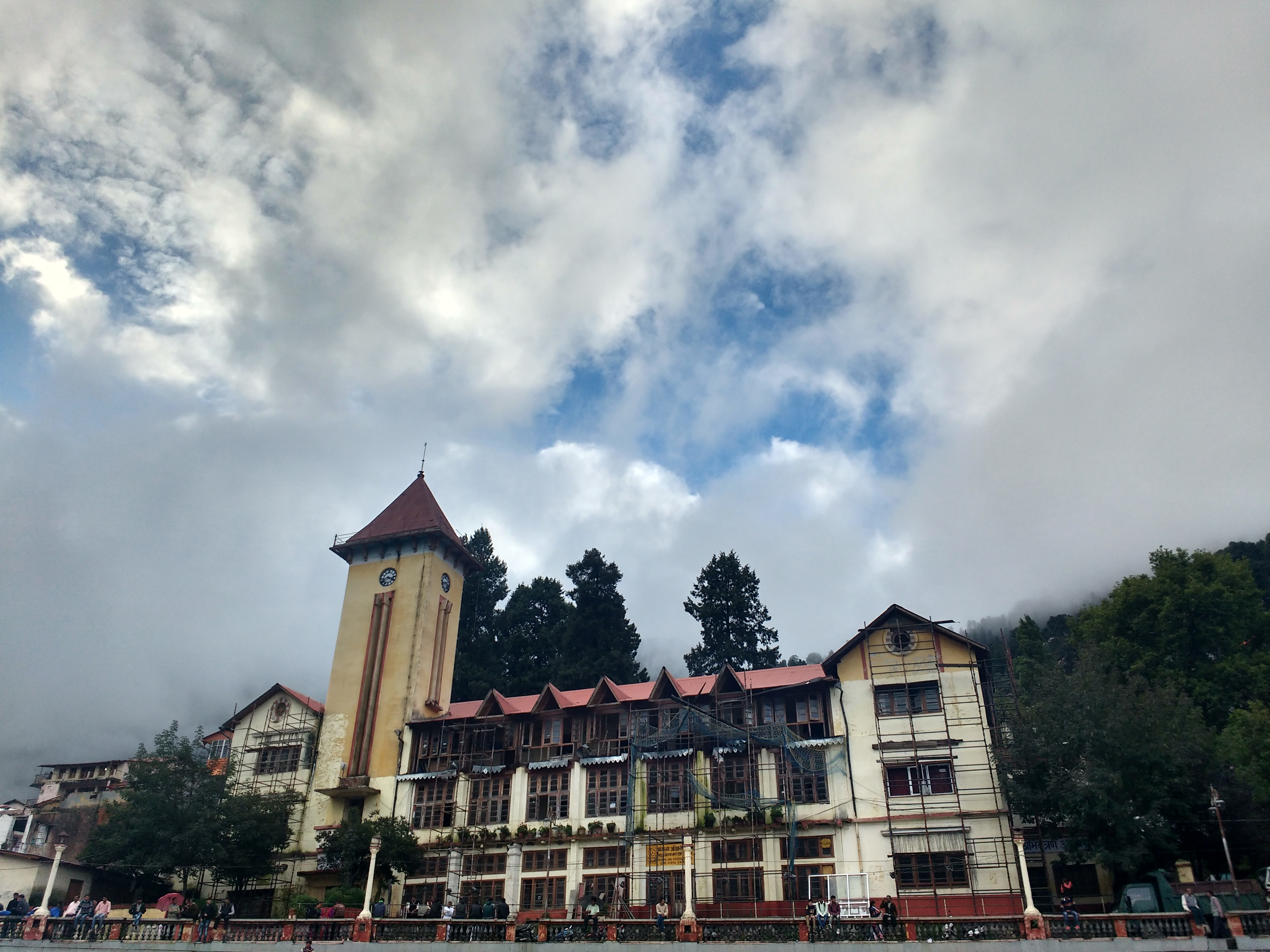 Municipal Corporation Building Nainital