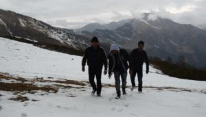 Khuliya Top, Uttarakhand