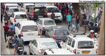Nainital Parking