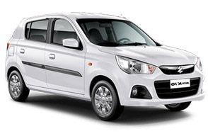 Alto Car / Similar (4 Seater)