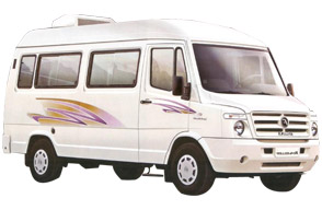 Tempo Travellers (13 Seater)