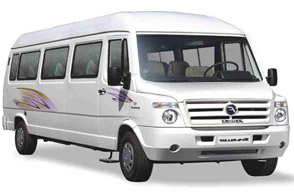 Tempo Travellers (27 Seater)