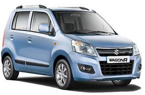 Wagon R (4 Seater)