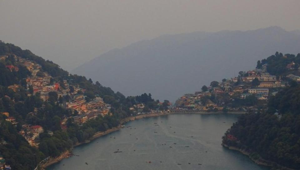 Naini Lake is dying